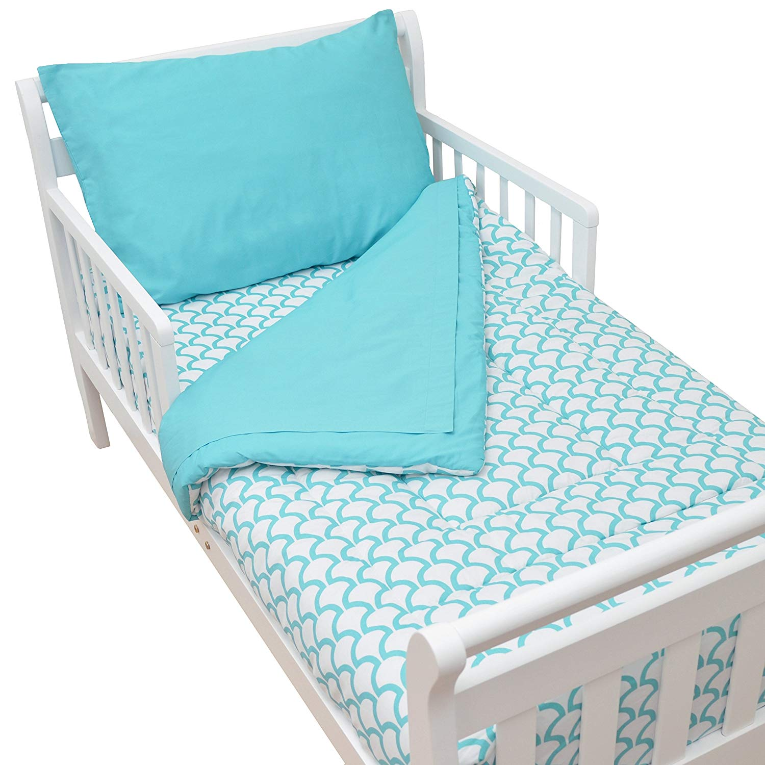 Amazon: American Baby Company 100% Cotton Percale 4-piece ...